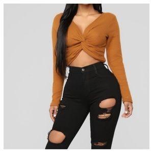 heart & Hips Sweater top